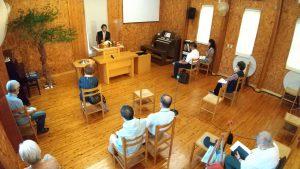 7月5日の礼拝